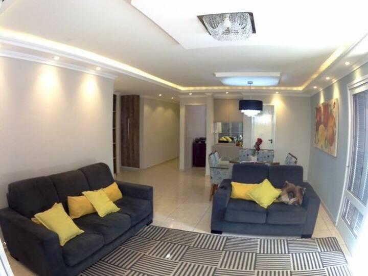 Apartamento 3 dormitório centro de Capão da Canoa