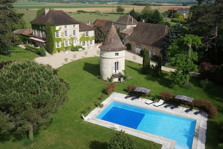 Château de Mirande La Chambre Bleue - Montbellet