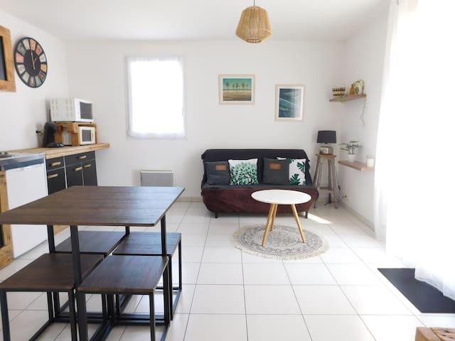 Appartement aux portes de l'île de Noirmoutier