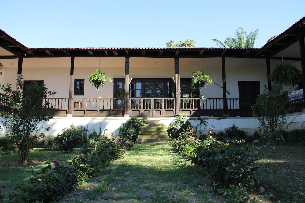 Hacienda la herreria casas cueva en alquiler en for Piani casa adobe hacienda