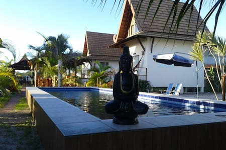 Pousada Thai Bungalows - Maraú - Bed & Breakfast
