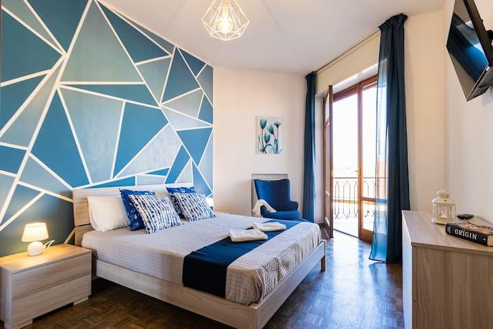 Blue Wave Apartment ★★★★★ [Arona-Lago Maggiore]