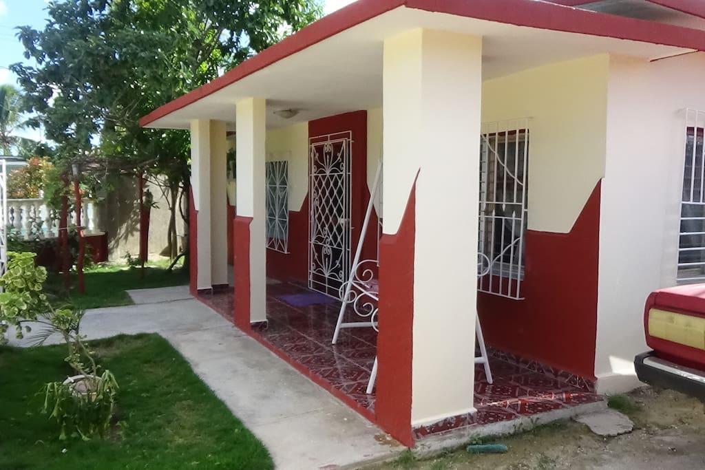"""Ferienhaus von    """" Villa del Sol """""""