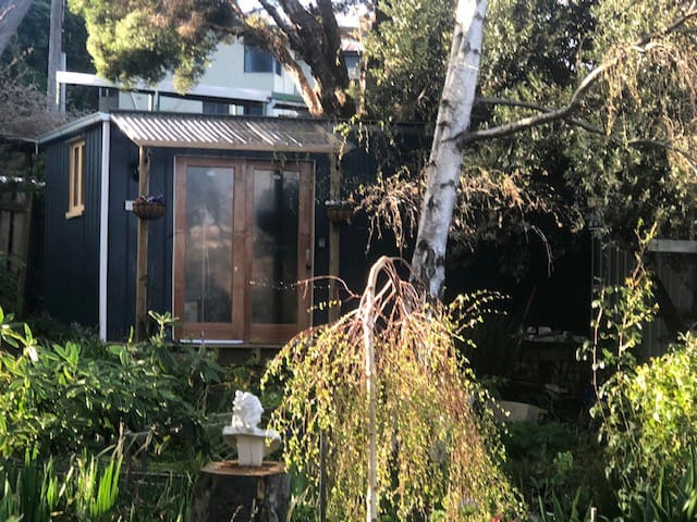 The Dell: A Charming Eco Tiny House in Claremont