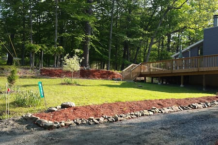 Modern Home in a Perfect Location - Bushkill
