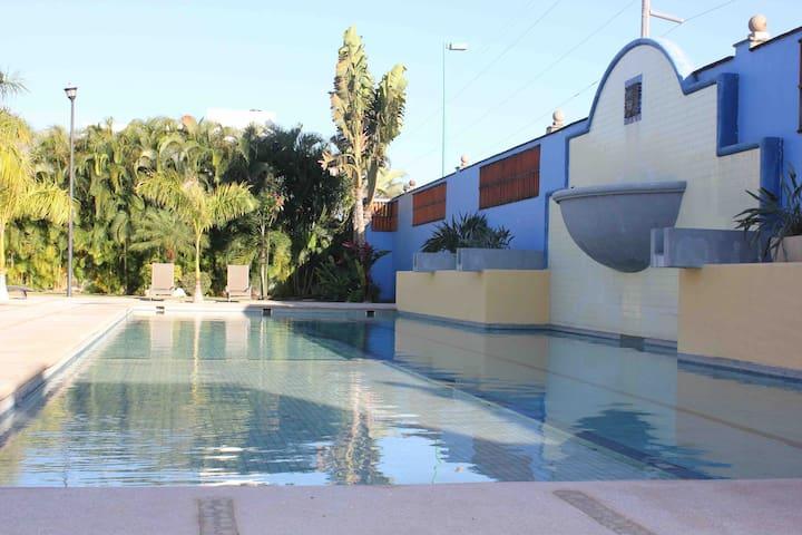 Villa en Condominio Familiar y Tranquilo