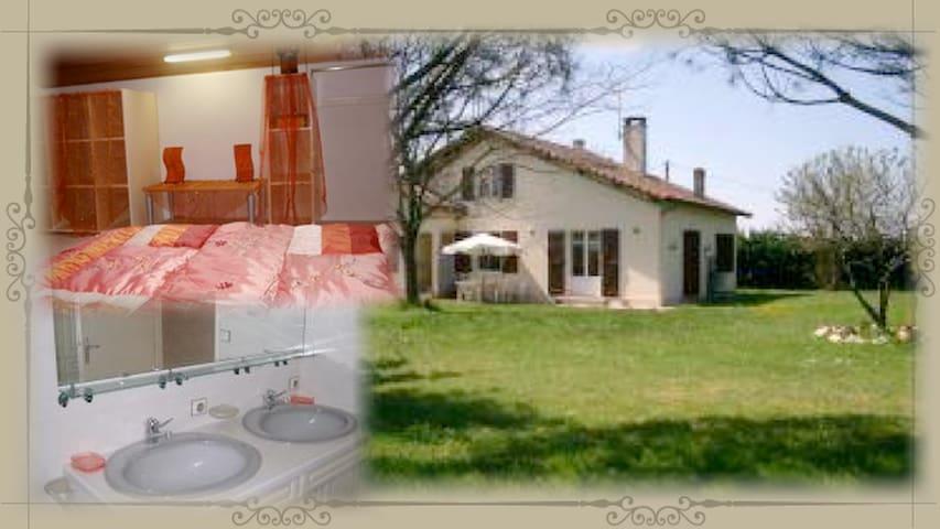 Bienvenue chez nous! - Eugénie-les-Bains - บ้าน