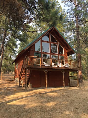Quiet Cabin Great for Kids, Dogs, * Star Gazing *