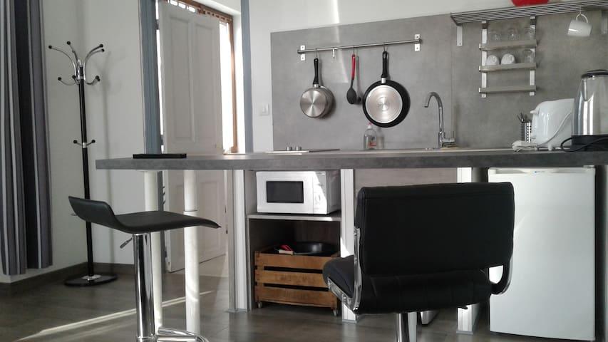 studio tout confort - Le Cateau-Cambrésis - Rumah