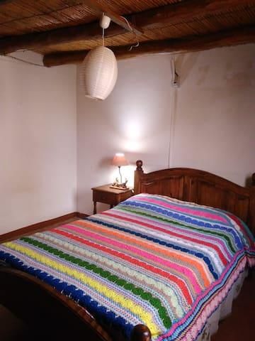 Casa Rural dormitorio