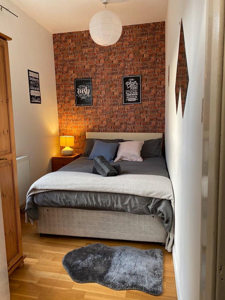 🔱Warm double bedroom in Bethnal Green 🔱