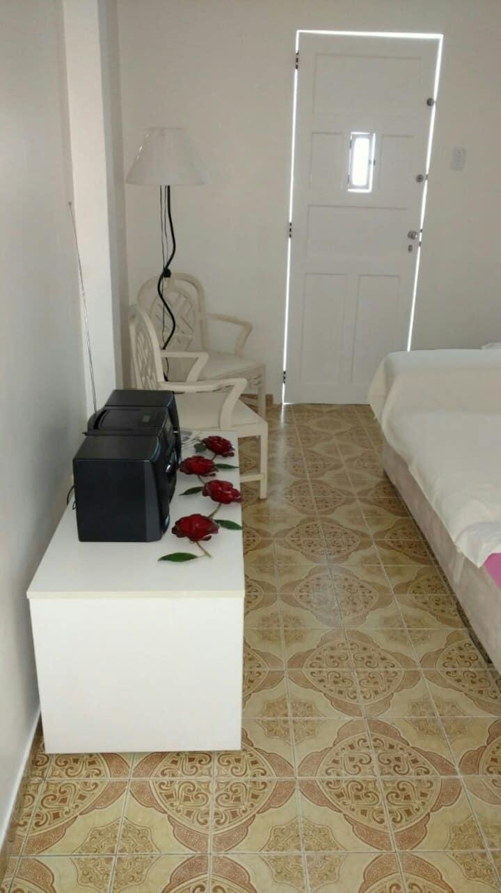 Casa de dois quartos em Laranjeiras - Tucano House