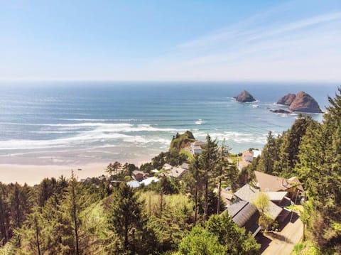 Oceanside Loft Home- Amazing Ocean View