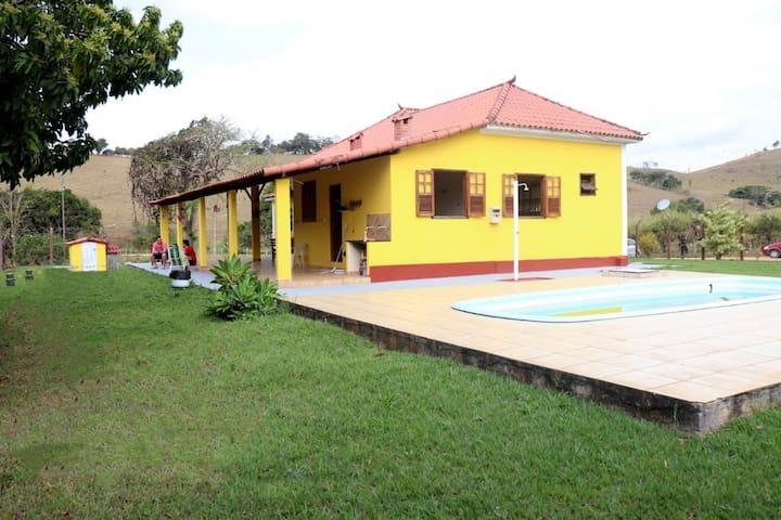 Sitio Casa Amarela - Argirita MG