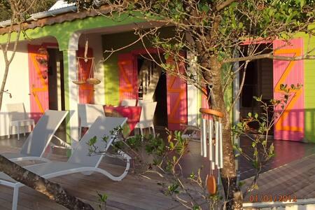 Villa les Balaous - GP - บ้าน