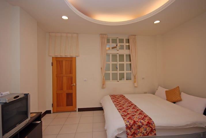 柏竺山莊雙人套房 - Sanyi Township - Guest suite