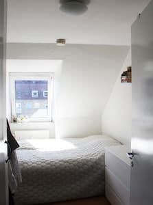 Cozy and light apartment at the top - Aarhus
