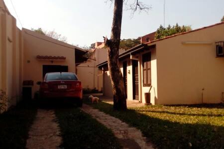 Comparto casa en Barrio Las Mercedes - Asunción