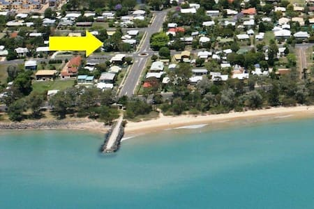 The Pavilion pool-side apartment - Urangan