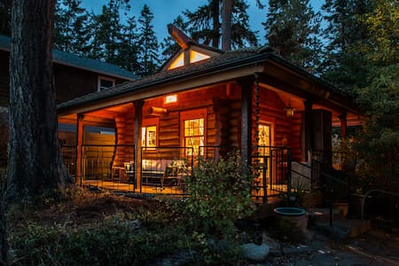 The Coho Cabin - A Beachfront Getaway
