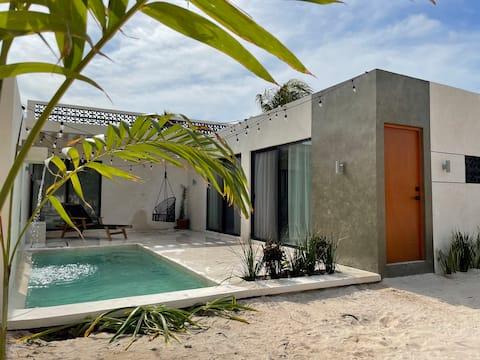 CASA MÍA: Modern and Cozy Beach House