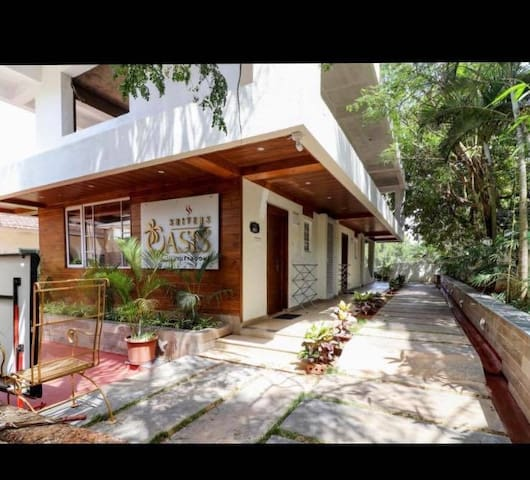 Delux Suite 1 Near Candolim Beach