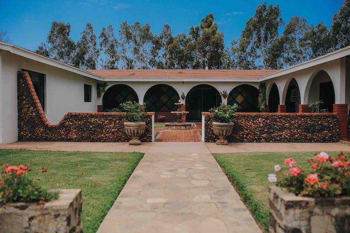 Rancho el Parral full house