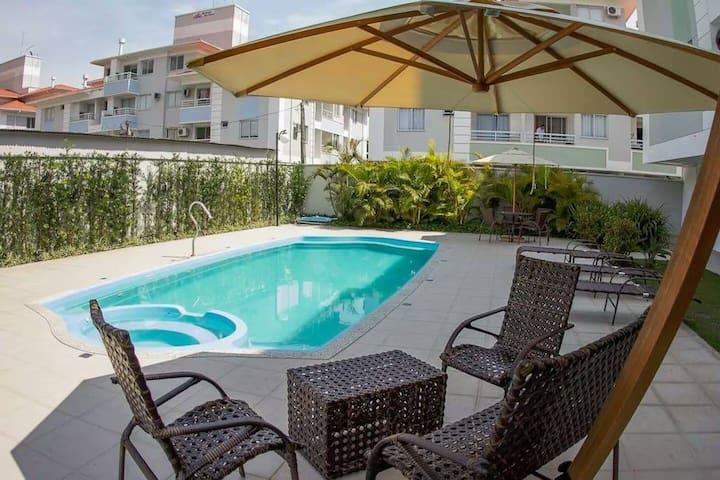 APTO CANASVIEIRAS  - FLORIANOPÓLIS - Florianópolis - Apartemen