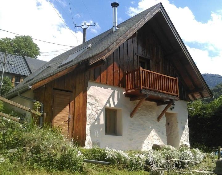 La maison de mamie montagne