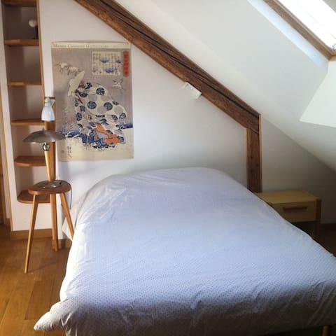 2 pièces centre historique - Besançon - Appartement
