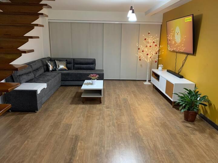 Nuevo y Elegante Apartamento VIP