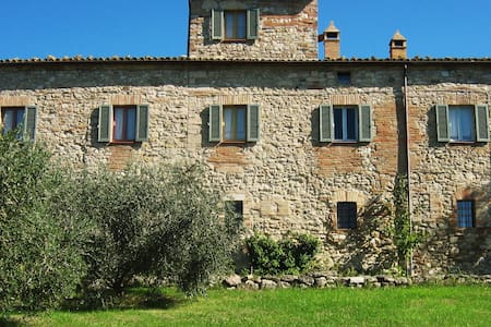 Todi Farmhouse Apartment