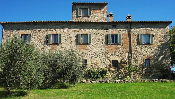 Todi Farmhouse Apartment