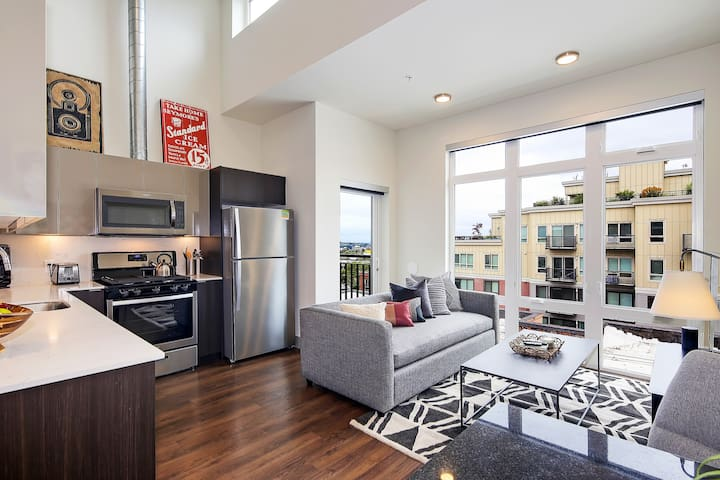 Capitol Hill Lofted Living :: Broadcast
