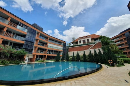 New Luxruious Quiet Condo@Dhoby Ghaut/Orchard