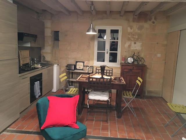 Appartement de charme - Coeur centre historique