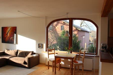 Mountainbike und Wandertraum mit Hamburg Blick - Rosengarten - Appartement