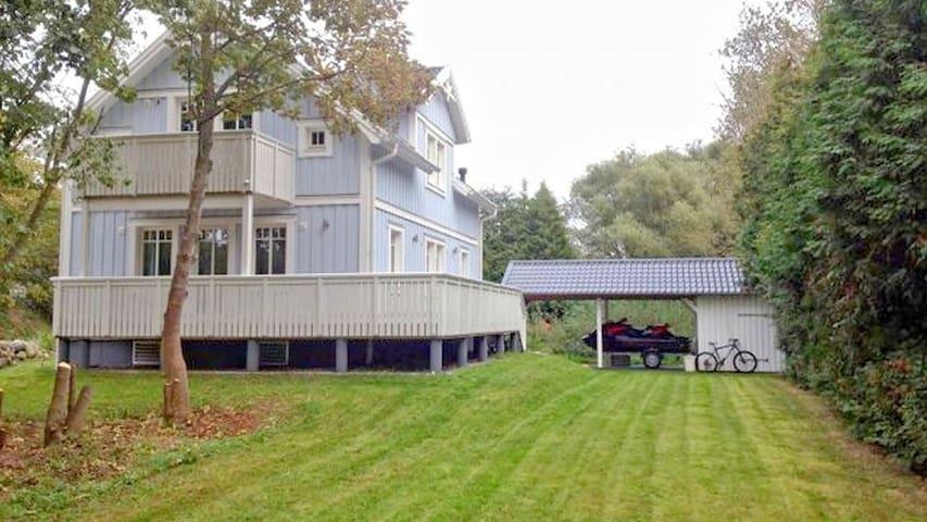 Ferienhaus Stuga - Wiek - Huis