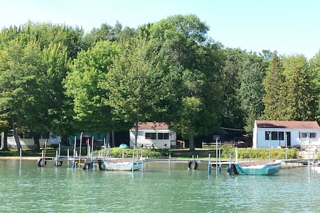 Sugar Island Cabin