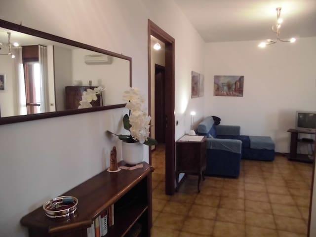 CASA VACANZA LE CINQUE SORELLE - AMPIO, PANORAMICO - Curno - Apartment
