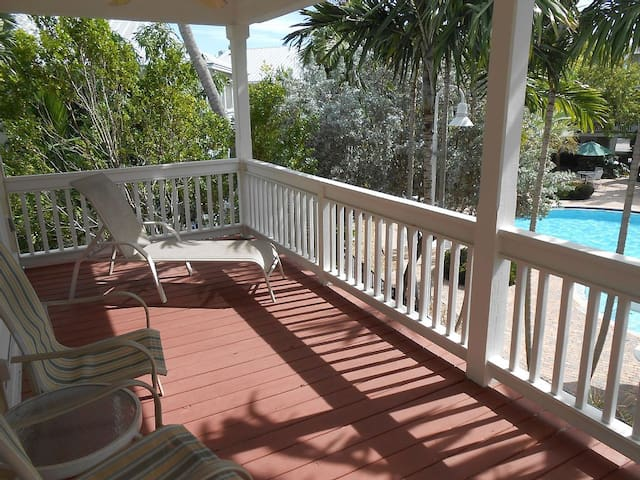 Coral Hammock Poolside House - Key West - Rumah