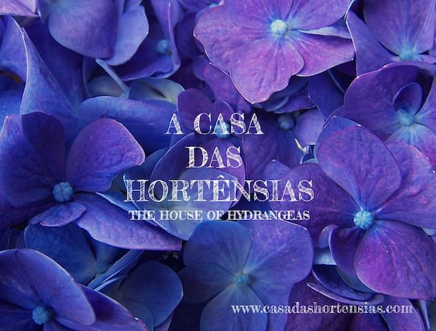 A Casa das Hortênsias | The House of Hydrangeas - Tocha - Hus