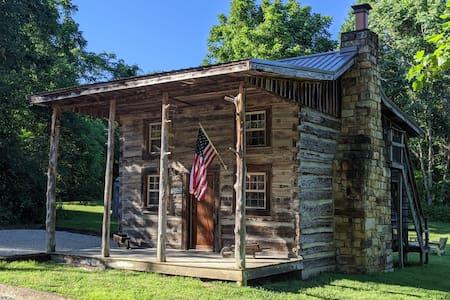 Nancy Kentucky - The Faubush Cabin