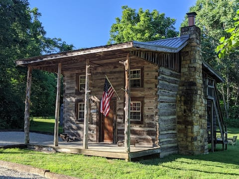 Nancy Kentucky - The Faubush Cabin