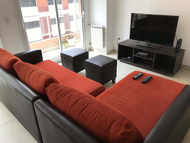 3.Amb Zona Güemes, Playa y Shopping - Mar del Plata - Apartment