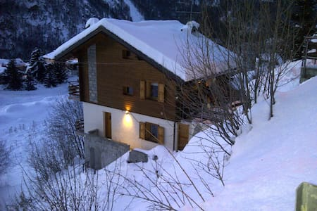 Piccolo Sogno - In the High Italian/Swiss Alps - Valtournenche - House - 0