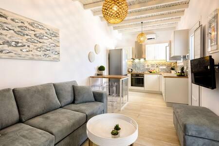 Lefkes Luxury Apartment