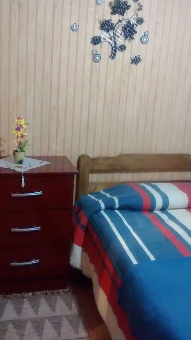 camas confortables para descanzar