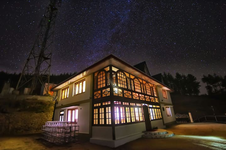 The Himalayan apple orchard stay - Kotkhai - Casa de camp