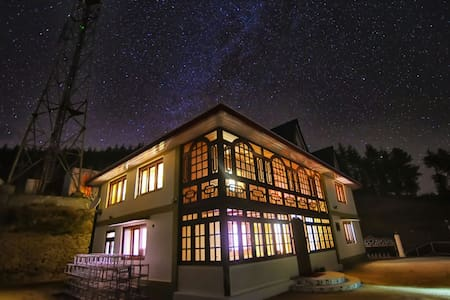 The Himalayan apple orchard stay - Kotkhai - Villa